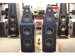 美国 Wilson Audio 威信 System 6 落地箱 (蓝色)
