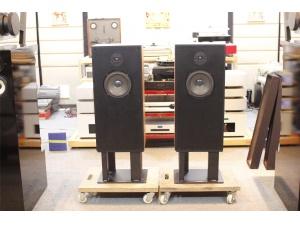 英国 Audio Note 音乐贵族 AN-E/SPX SE 银音圈 书架箱+原装脚架