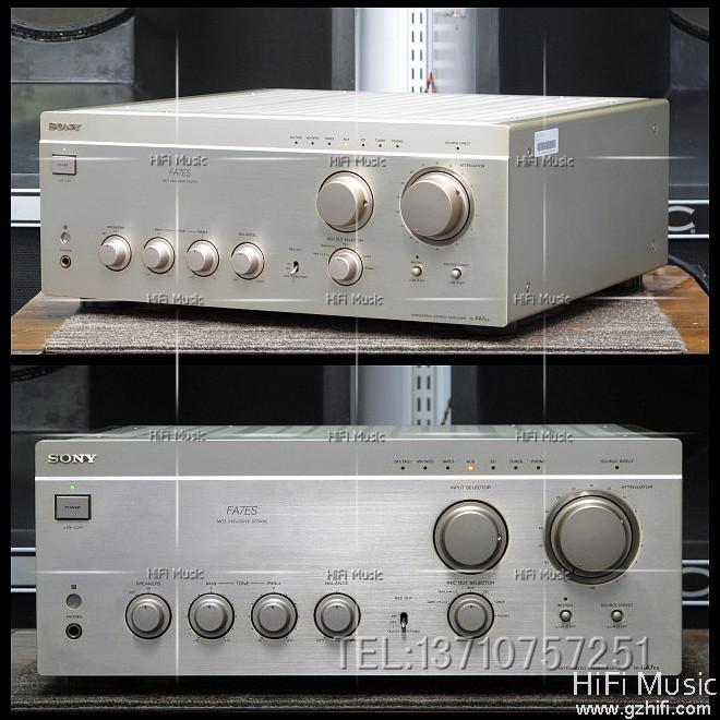 ·产品版的内部布局(左)和试用版?内部布局(右) 1997年2月的目录中完成品,而是试制模型的内部布局和后部面板被刊载了。发售前才有变更。仔细一看很细小的部分变更,确认了的范围。 ·变压器上部改变形状的。 ·镀金的扬声器端子改变形状的。 ·最终段功率MOS - fet铝合金板上挟込固定了的省略。 ?