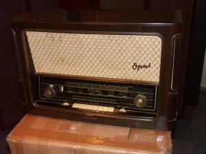 Telefunken Opus7 收音机