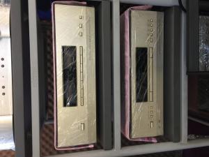 日本金嗓子DP800转盘+DC801解码