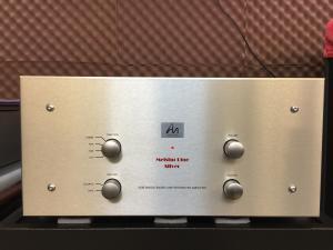 英国Audio Note/300B银版合并胆机