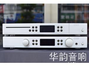 英国朗泉CD功放一套 50CD机 50A功放