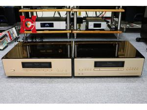 日本Accuphase金嗓子DP-800 SACD转盘 DC-801解码器