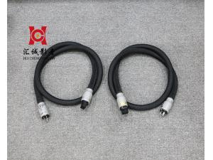 美国shunyata蛇王Etron alpha-HC电源线1.8米20a有2条