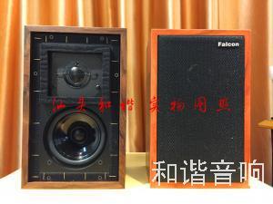英国 Falcon Acoustics隼 LS3/5a 书架音箱