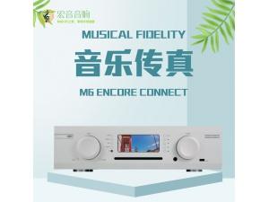 英国 Musical Fidelity 音乐传真 M6 Encore Connect 前级放大器