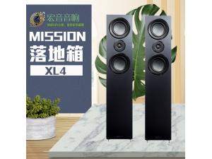 mission/美声LX-4发烧HiFi家庭影院主音箱前置音响5.1声道7.1套装