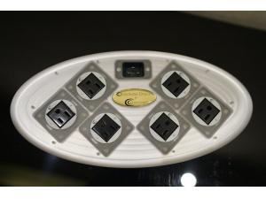 荷兰 Crystal Cable晶彩 绝对梦幻 排插