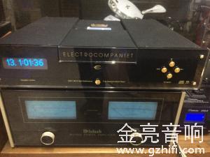 音乐之旅 EMC 1 MK IV CD机/SACD机