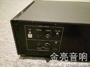 现货出售 日本 金嗓子 DQ550 发烧CD机