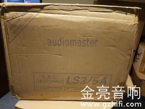 英国 音乐大师 LS3/5A 发烧书架箱