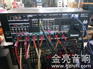 日本 天龙 AVR-X3000 AV功放