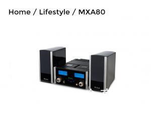 美国麦景图McIntosh MXA80微型音响组合套装/高级耳放DAC解码国行