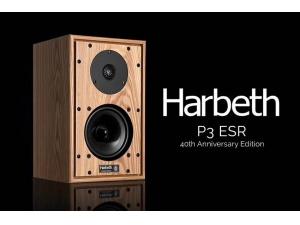 Harbeth 雨后初晴 P3ESR 40週年紀念限量版
