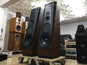 美国THIEL/超奥CS3.6早期旗舰大场面扬声器!