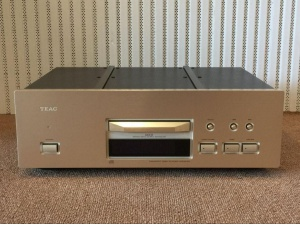 TEAC VRDS-50发烧CD机!附带原装遥控