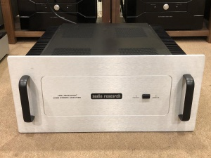 Audio Research.ARC.D-400甲类大功率后级!