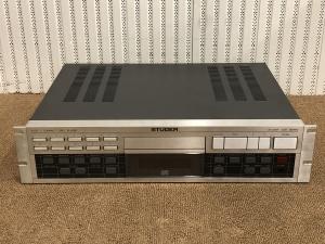 STUDER.A727.电台专用CD机!