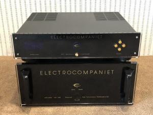 音乐之旅.ELECTROCOMPANIET.EC4.7前级+250DMB后级!