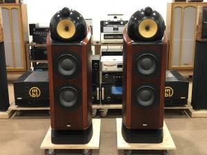 B&w.宝华.802D钻石高音设计