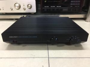 音乐传真.A200DM.双变压器设计纯甲类功放机