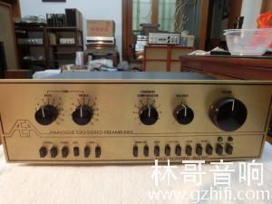 美国AEA520录音棚前级