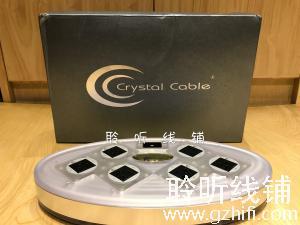 荷兰晶彩/Crystal Cable Absolute Dream Powerstrip 绝对梦幻六位电源排插