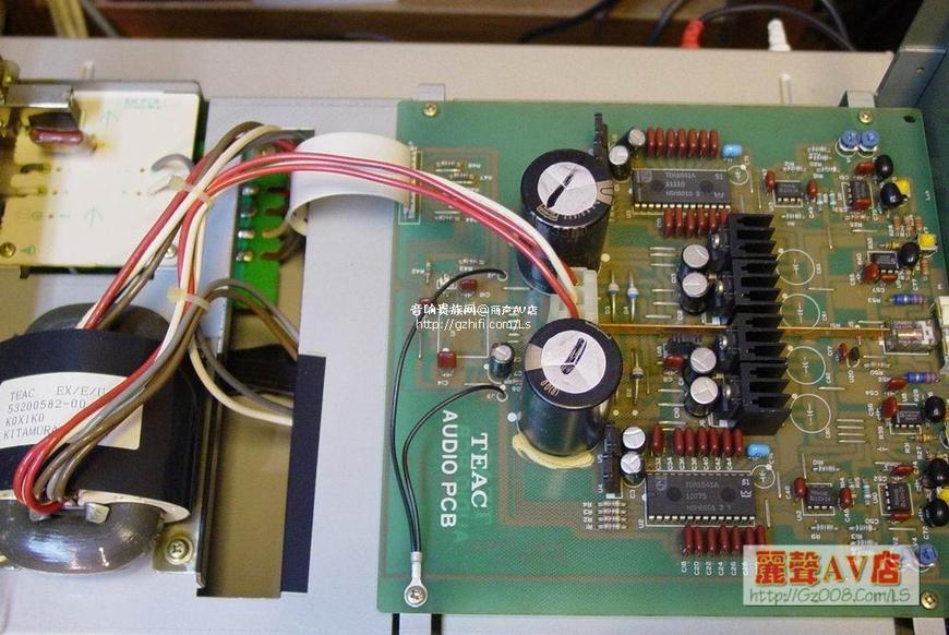 音响电路板jy-338b