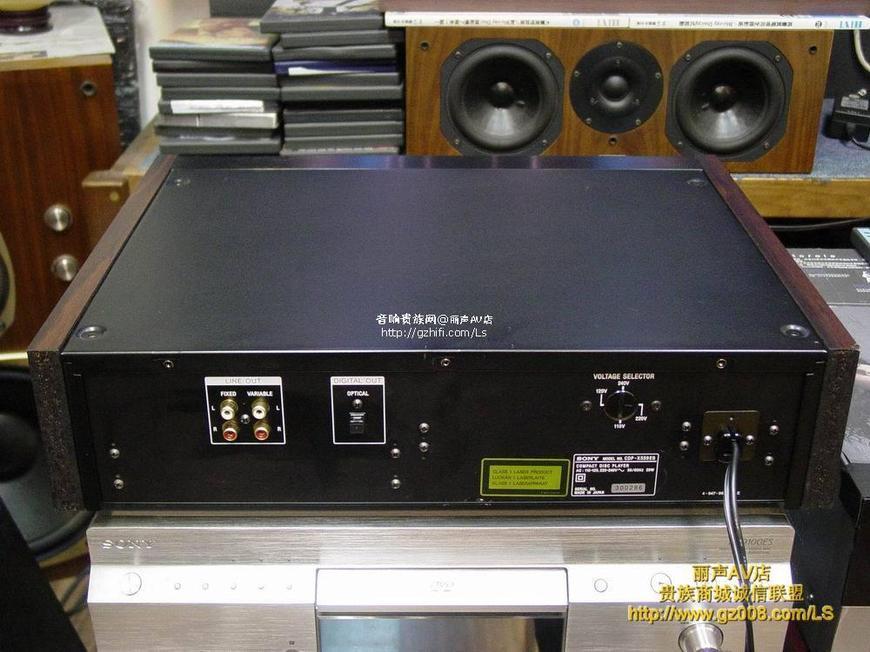 索尼cdp-x559es cd机