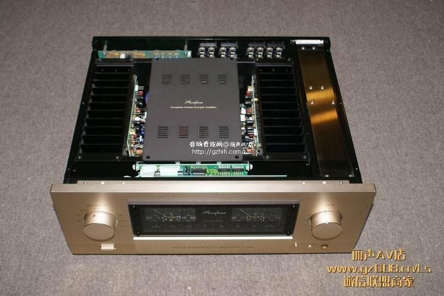 金嗓子e-550功放