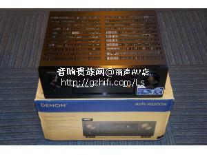 天龙 AVR-X6200W 影院功放/香港行货/丽声AV店