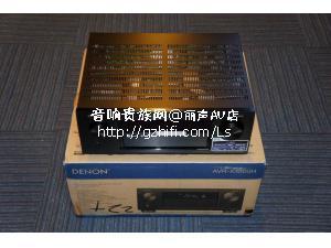 全新 天龙AVR-X4300H 影院功放/香港行货/丽声AV店