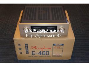 金嗓子 E-460 功放/丽声AV店
