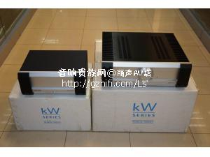 音乐传真 KW500 分体电源功放/丽声AV店