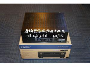 全新 天龙 AVR-X4500H 9.2全景声DTS-X影院功放/丽声AV店