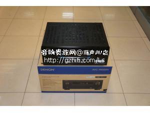 全新 天龙 AVC-X6500H 11.2 全景声DTS-X影院功放/丽声AV店/