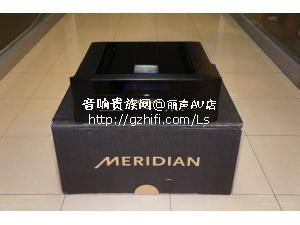 英国之宝 Meridian 808 CD机/丽声AV店