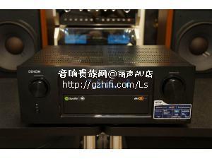 天龙 AVR-X4200W 全景声DTS-X影院功放/丽声AV店