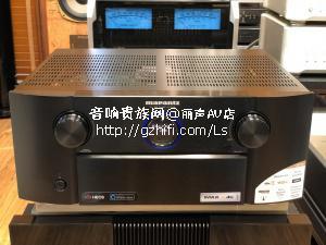 马兰士 AV7705 11.2声道 3D 4K全景声 DTS-X影院前级