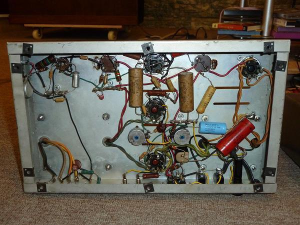 kt88推挽功放电路图