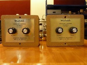 英国Wharfedale 乐富豪旗舰3分频400周分音器