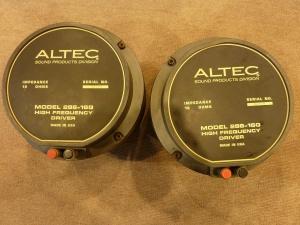 经典ALTEC顶级中高音288-16G单元