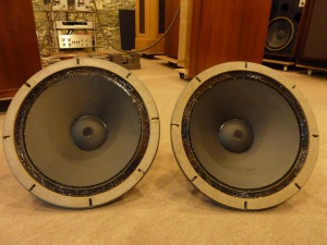 ALTEC经典515C-15寸钴磁低音单元