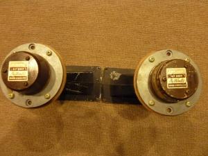 Jensen金标高音单元106+103铸铝号角