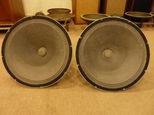 超级JENSEN PLM18A 十八寸第一代钴磁喇叭