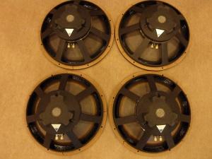 全新两对TAD1801-18寸低音单元