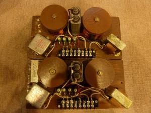 1958年杰士KLIPSCH线绕电阻分频器K-1000