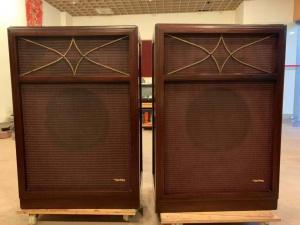Jensen Triplex TP200小帝国15寸钴磁原装音箱