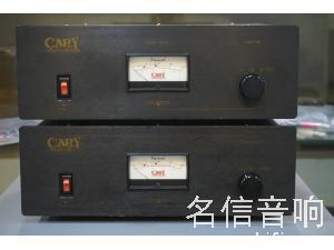 美国加利CARY CAD-50 胆后级